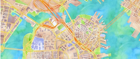 Stamen maps 3